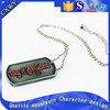 Factory wholesale custom cheap dog tags for men