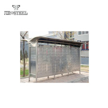 Free Standing Stainless Steel Outdoor Mailbox for Apartment Building