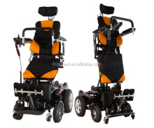 power lift up seat reclining standing Wheelchair