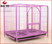 Wholesale In Stock Commercial Collapsible Stainless Steel Large Dog Kennels