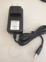 China mainland 12v 1A american plug AC/DC power adapter