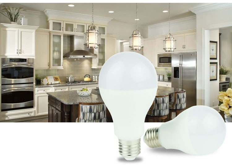 RoHS Plastic LED House Bulb