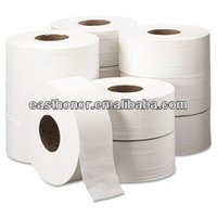 2013 Hot Sale!!! Soft and White Toilet Tissue Paper Roll