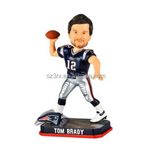Tom Brady NFL New England Patriots Thematic Base Bobblehead figure for collection