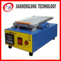 manual separator hot press machine machines for small business used machinery