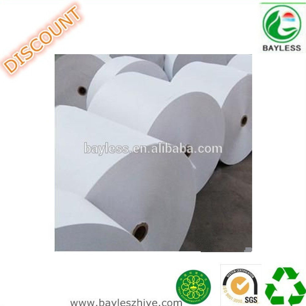 China newsprint paper in roll for sale free samples sending