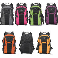 China Manufacturer Professional Security Digital Camera Bag, Leisure Backpack