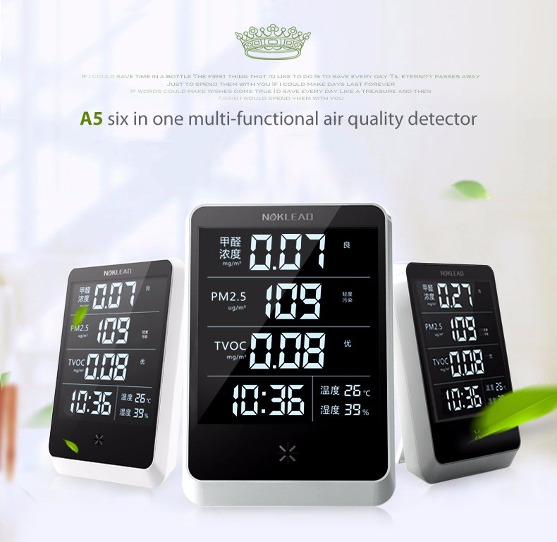 Air Quality Monitor Detection Factory