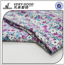 2017 Hot Sale Very Good Textile low price screen printing rayon fabric