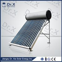 solar best electric water heater , Solar power system water heater