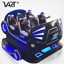 VART Newest Virtual Reality Equipment Mini Cinema 6 Seat 5D VR Cinema With Motion Simulator