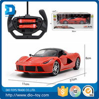 2016 trending products 4 channel car toys remote control 1/24 scale