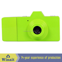 Low price 2.0 mega pixels kids mini digital camera well for promotion gift camera