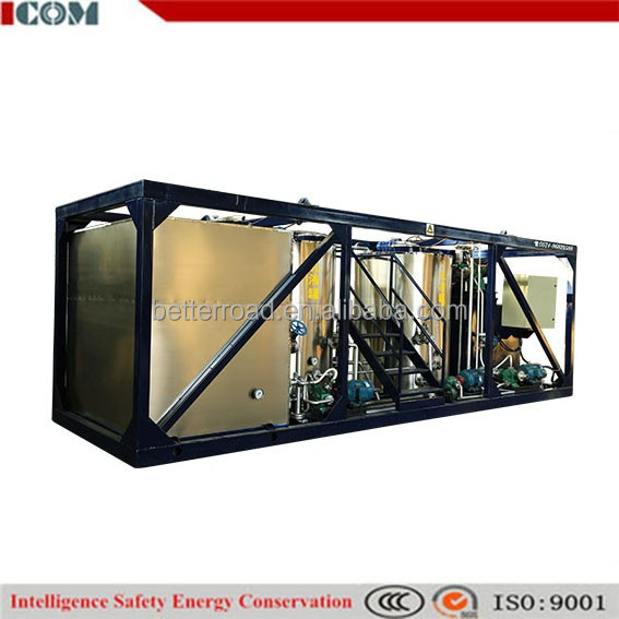 emulsified bitumen machine
