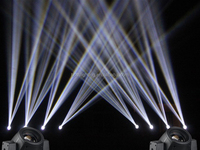 beam moving head spot, 5r 200w beam light, stage moving head light