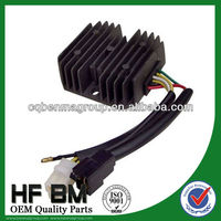 GY6 125CC Regulator Rectifier, GY6 Rectifier for Motorcycles, Stablizing Voltage Output !!