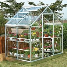 Hobby PC covering greenhouse,pc sheet greenhouse
