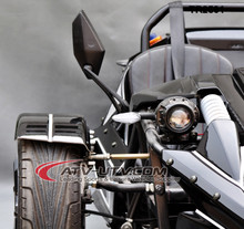 2017 Trike Roadster 3 wheel Racing Quad 250cc/300cc Water Cooled Engine EPA certificate ZTR