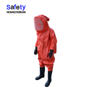 heavy chemical protective clothing