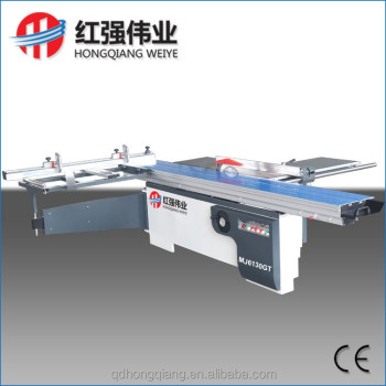 Cutting machine sliding table saw wood machine Mj6130GT