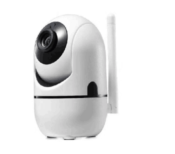 Small Size 2.0Megapixels Automatic Tracking Wifi Pan & Tilt  IP Camera