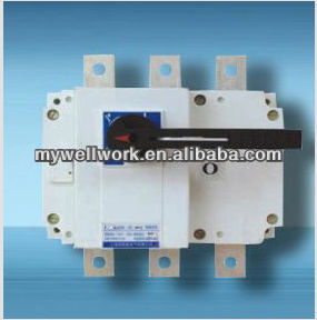 Changeover load isolation switch 100-3200A