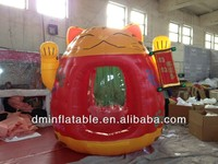 Cash cube inflatable money machine carnival game ( K-2# )