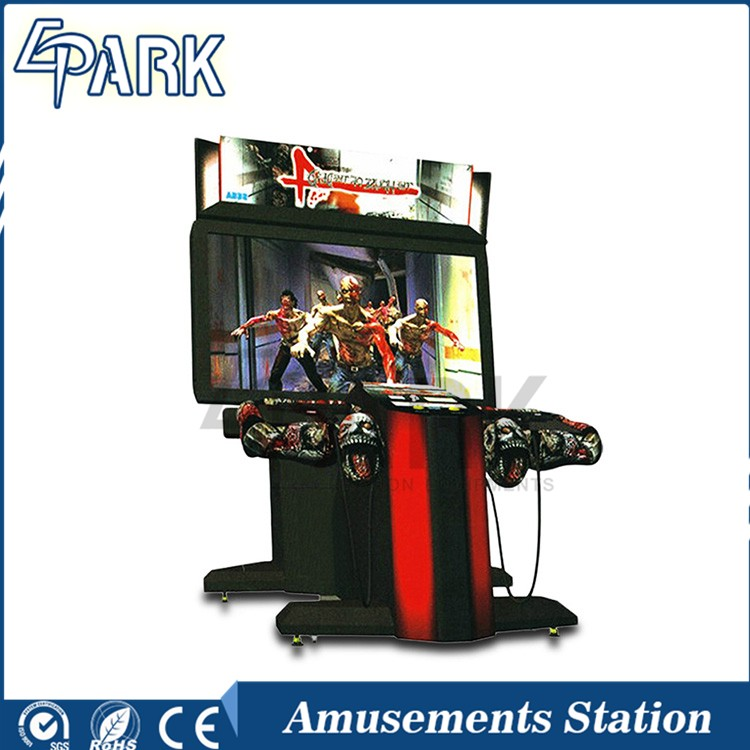 factory price buy house of the dead 4 arcade machine 4d shooting game machine arcade machine product on