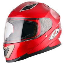 Motorcycle fashionable single visor full face new design helmet