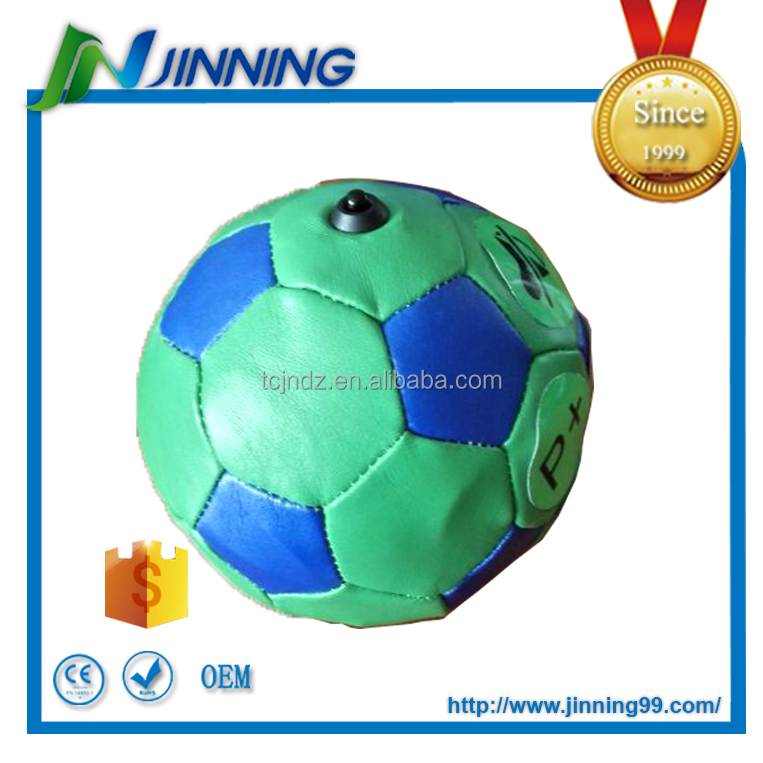 Custom football ball remote control with learning function