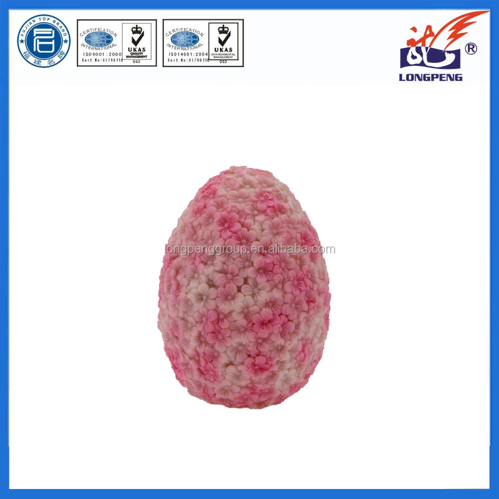 Customized unqiue resin easter egg figurines wholesale