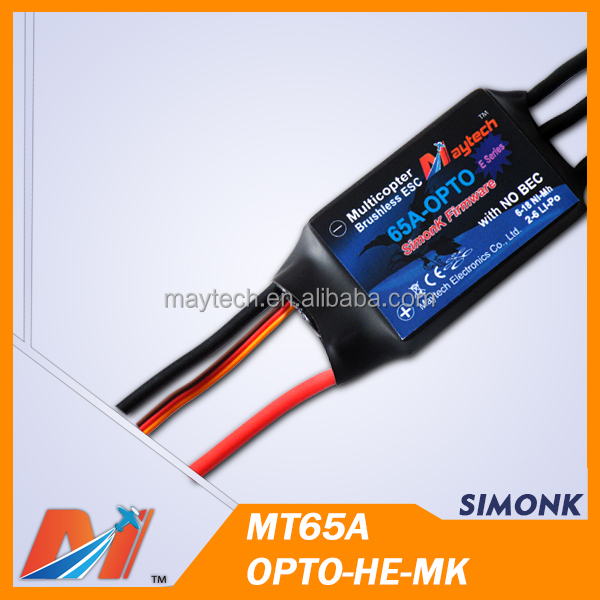 Maytech drone syma x8c 65A SimonK firmware ESC speed controller for electric motor