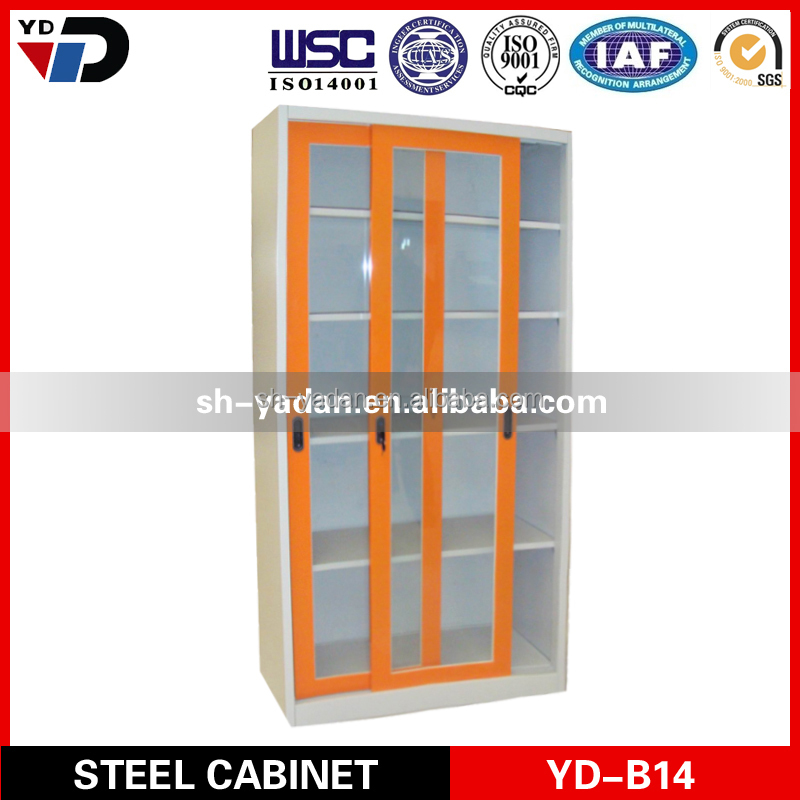OEM custom Control Panel/Distribution Box/Sheet Metal Cabinet With Glass Sliding Door