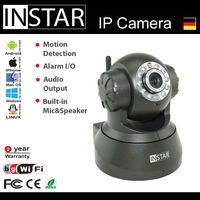 indoor Infrared Night Vision Wireless IP Camera