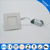 70mm light guide panel for LED ceiling light 3W square panel light