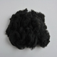 Dope dyed recycled polyester staple fiber with good quality for geotextile