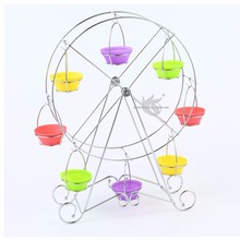 High Quality Steel Wire Cupcake Stand
