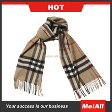 Wholesale korean style men and women couple fashion high quality warm unisex knit winter scarves