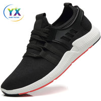 Online factory direct men lace up sport sneakers fashion shoes men