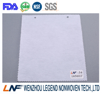 Wenzhou factory fusible nonwoven interlining