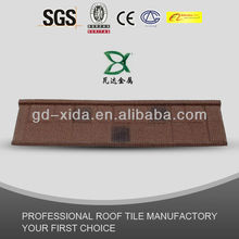 Red Clay French Terracotta Roof Tile Made In China