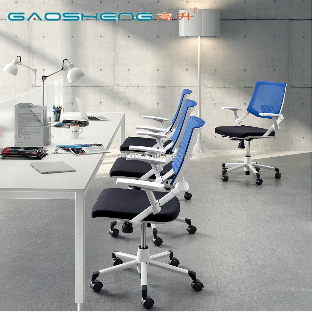 GS-G1795AW Best Selling mesh back office chairs,net back staff chairs