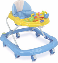 New Model Round Baby Walker LW1331(blue)