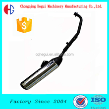 factory wholesale super weld high motorcycle 125cc performance exhaust