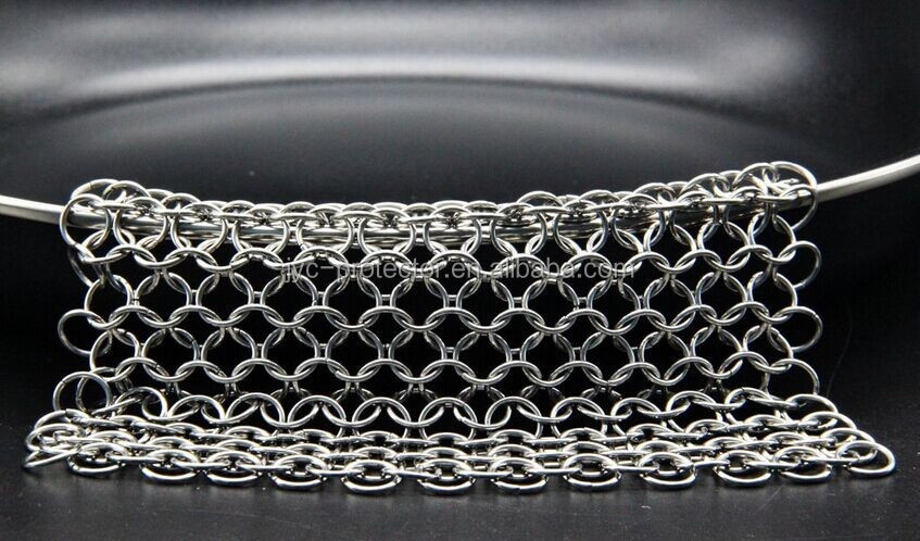 steel cleaner	,H0T002	cleaning scrubber	,	cast iron cleaner stainless steel chainmail