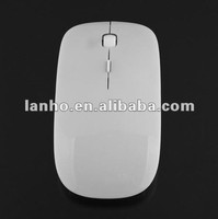 2013 NEW Ultra-Slim Mini USB Wireless 2.4G Mouse 2.4GHz Optical Mice 1600DPI PC Laptop