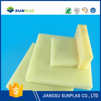 Material Imported hdpe plastic sheet