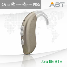 Jora 9E Behind the Ear Hearing Aid Earhook Style