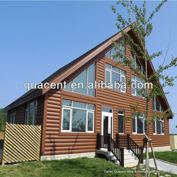 2011 High Quality Sips Prefab Log Cabins For Sale Buy
