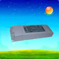 Good quality and factory price waterproof 100W High PFC /High Efficiency Dali dimmable constant current led driver